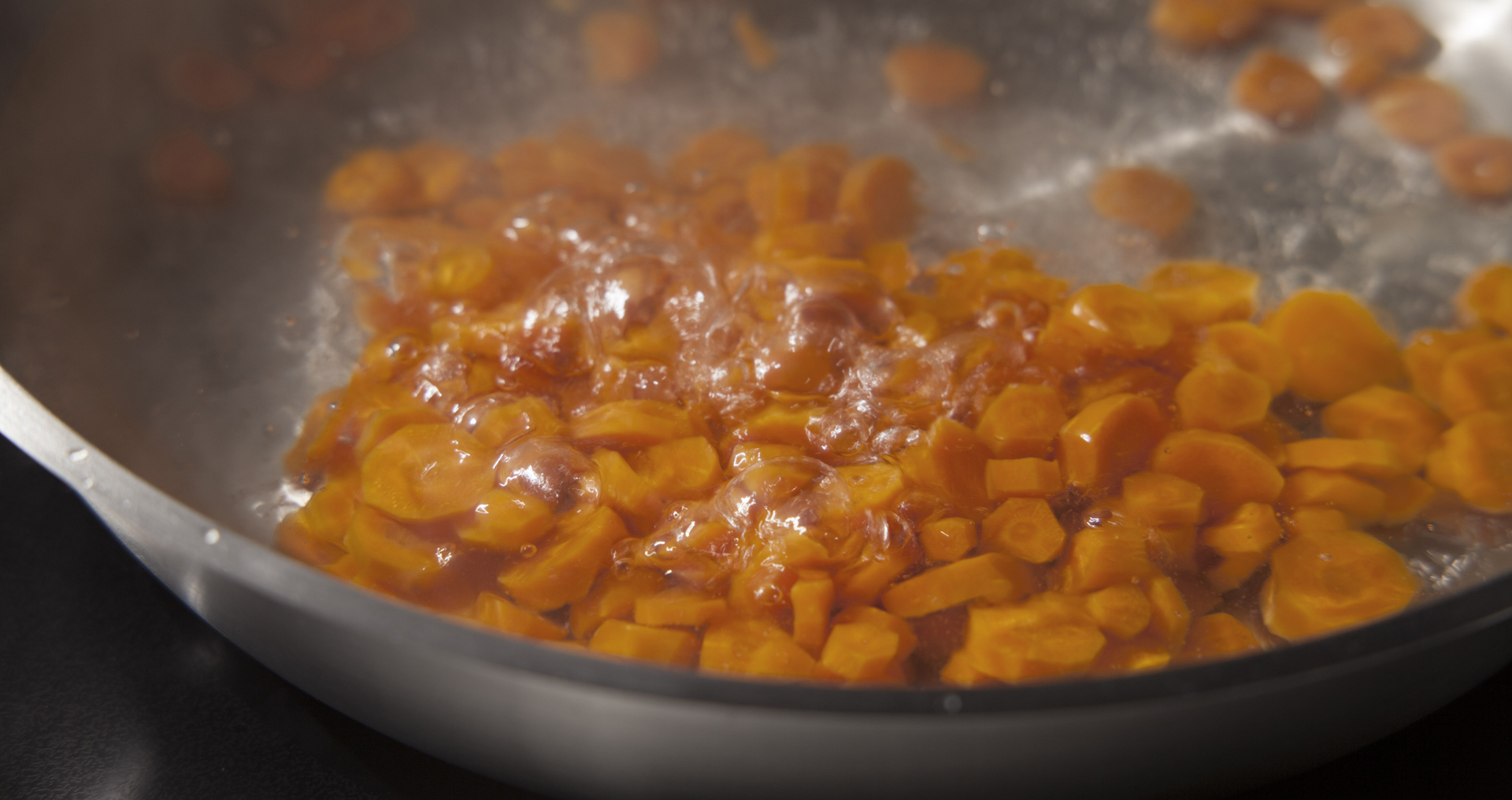 Boiling Carrots
